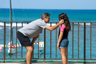 the descendants-george clooney-amara miller