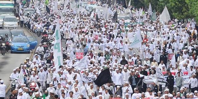 Demo 4 November, Fadli Zon dan Fahri Hamzah Ikut Turun ke Jalan