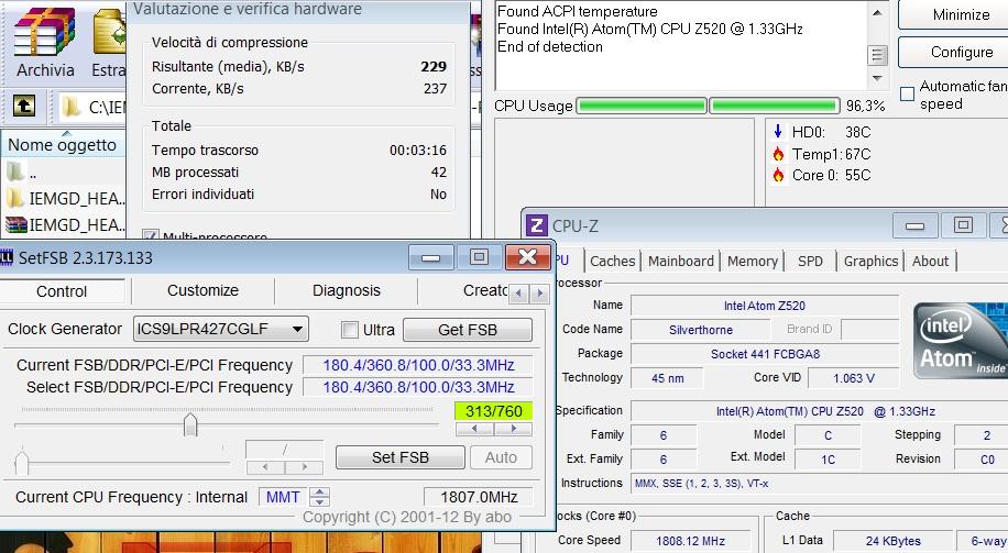 Intel GMA 500 Driver Optimized for MS Windows : INTEL ATOM