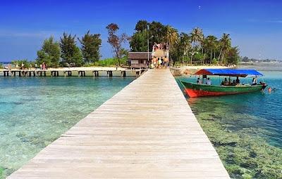 Pulau Tidung nan Eksotis