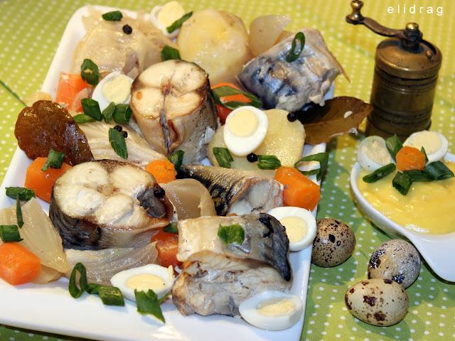 Риба по португалски