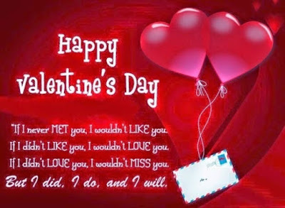 valentines day card messages for girlfriend