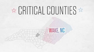 Early Voting Data Suggests Clinton Lags In North Carolina