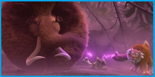 Salah Satu Aksi Kocak di Ice Age 5: Collision Course