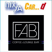 Nixsacard - FAB Coffee e Lounge Bar