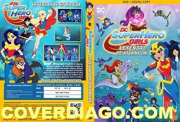Dc super hero girls:Legends of atlantis - Atlantida