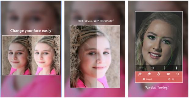 Aplikasi Android Edit Foto Wajah(Muka) Yang Mudah Digunakan
