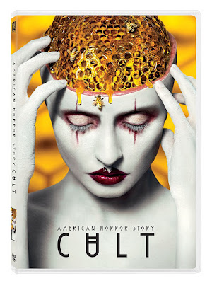 American Horror Story Cult Season 7 Dvd