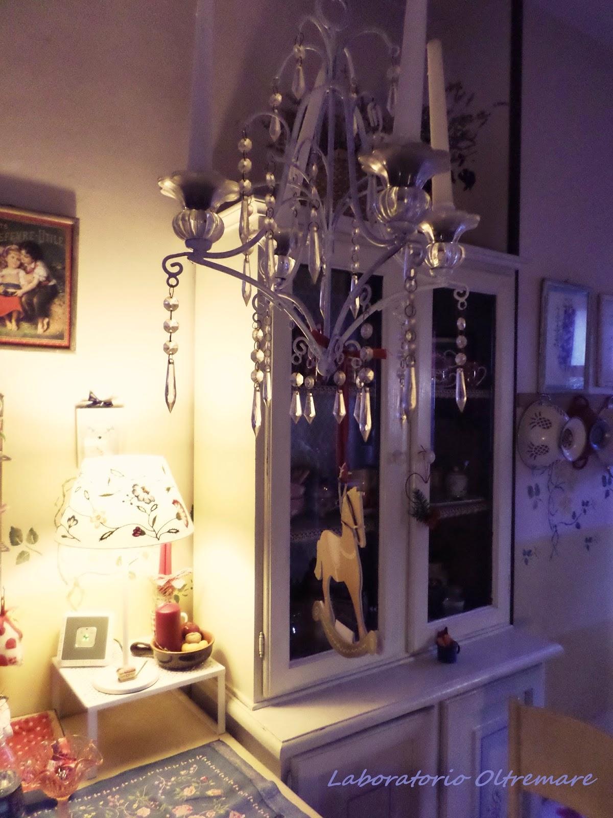 Laboratorio Oltremare  La Maison Romantique di Emanuela ovvero la casa di mia mamma