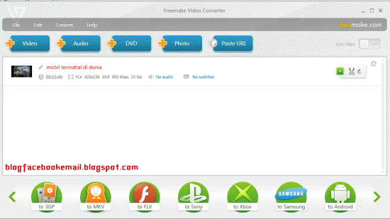 freemake video converter dowload gratis