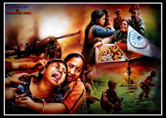 सीमा पर खड़े सैनिक का, क्या कोई बताएगा उसका धर्म क्या है? :युवाकवि अरमान राज़
