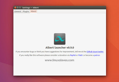 Install Latest Albert Spotlight Ubuntu Linux Mint