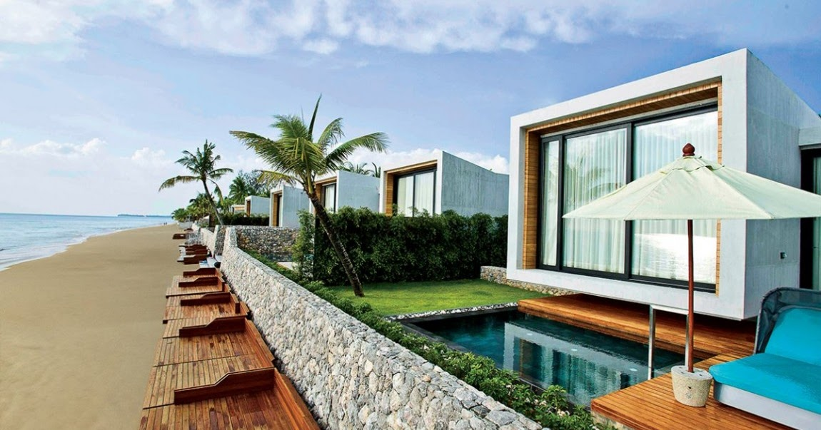 Architectural Drawing Awesome Small House On The Beach By Vaslab