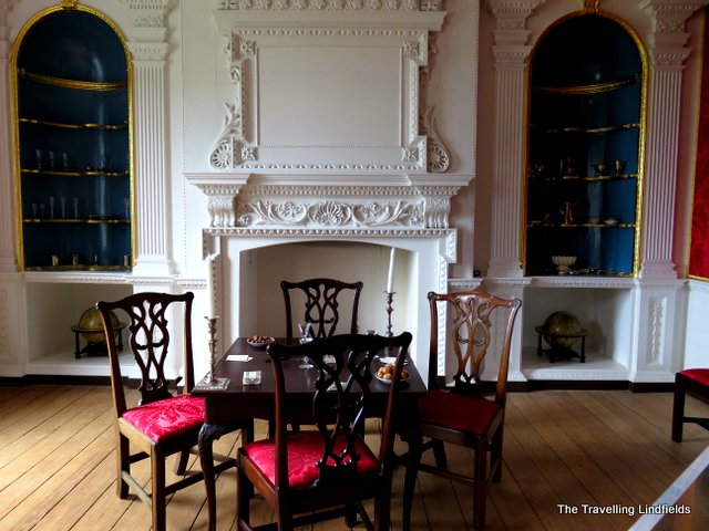 Inside Gunston Hall