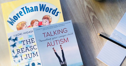 Three books for parents of newly diagnosed autistic kids