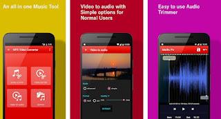 App Video converter mp3