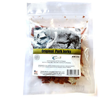 crooked creek farm pork jerky