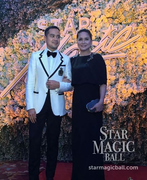 John Lloyd Cruz date for tonight is Charo Santos