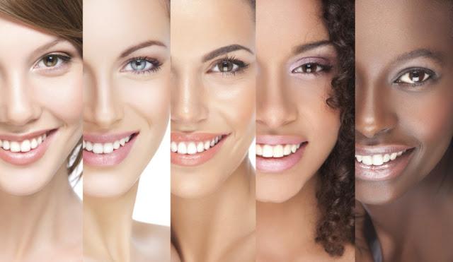إليك هذه الوصفة ليصبح لون بشرتك فاتحاً!!