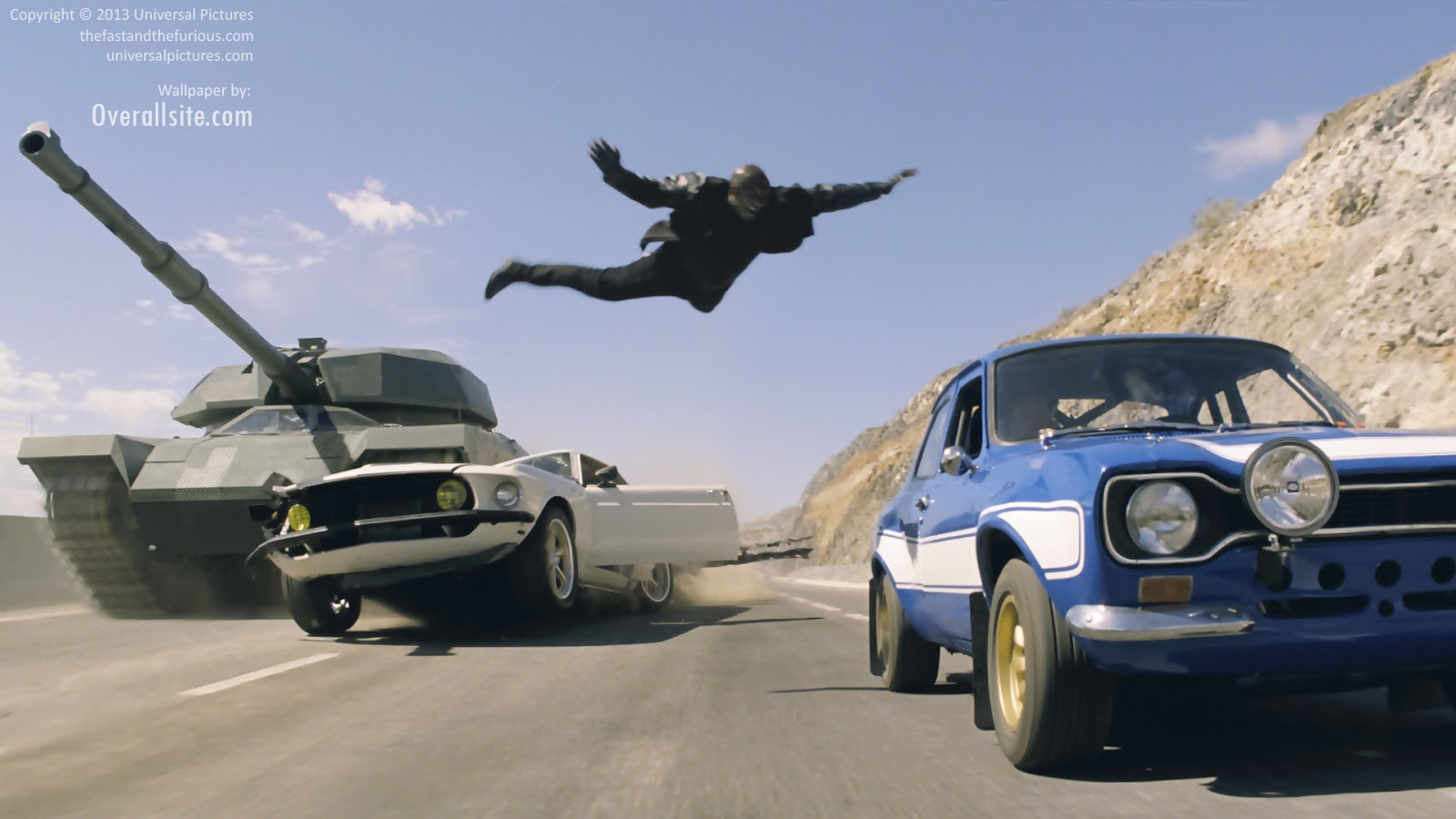Fast And Furious Hd Wallpaper Background: Fast And Furious 6 HD Wallpapers