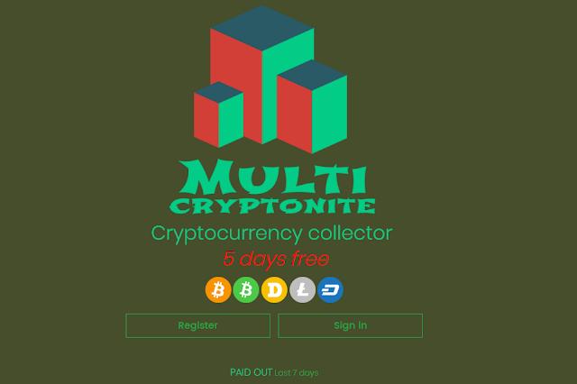 MultiCryptonite - Bot Coletor de Criptomoedas!