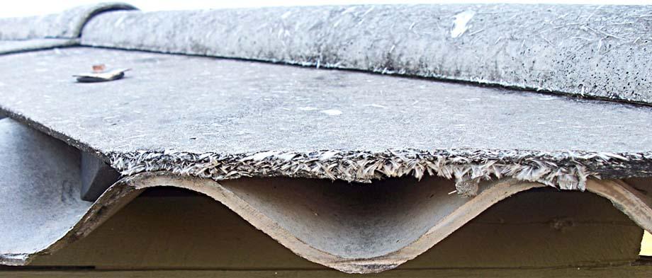 الأسبستوس - الحرير الصخري