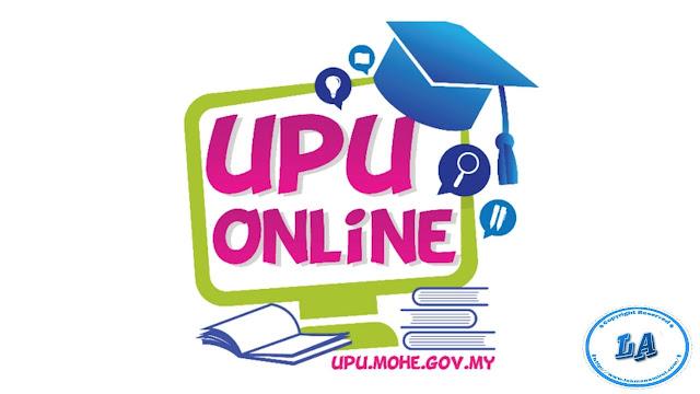 UPU 2018/2019 : Permohonan & Tarikh Beli No Pin Unik ID