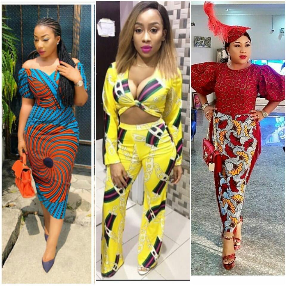 Ankara Maternity Blouse Styles