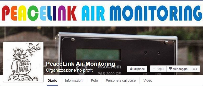 PeaceLink Air Monitoring