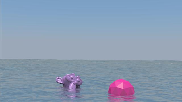Water Effect Tutorial for Blender
