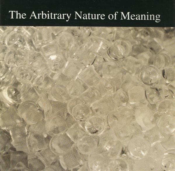 Bleak Bliss: va - The Arbitrary Nature of Meaning