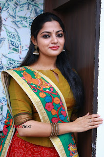 Actress Nikhila Vimal Stills at Panjumittai Audio & Trailer Launch  0003.jpg
