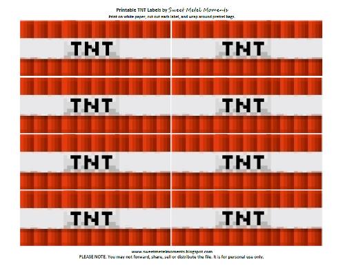 Sweet Metel Moments TNT Licorice Treats
