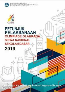 Petunjuk Pelaksanaan O2SN SD 2019