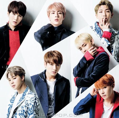 BTS (Bangtan Boys) – THE BEST OF 防弾少年団 (JAPAN EDITION) (ITUNES MATCH AAC M4A)
