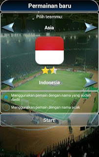 TRUE FOOTBALL NATIONS MOD INDONESIA Apk