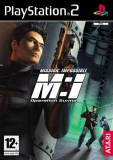 Mission%2BImpossible%2BOperation%2BSurma - Mission Impossible Operation Surma   Ps2