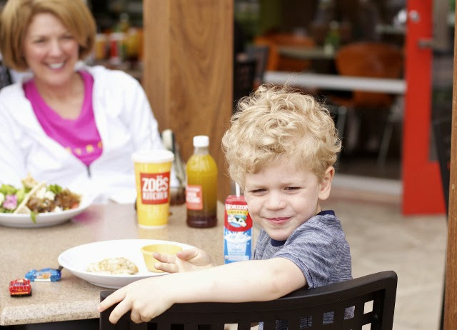 Where to eat out in Kansas City with kids