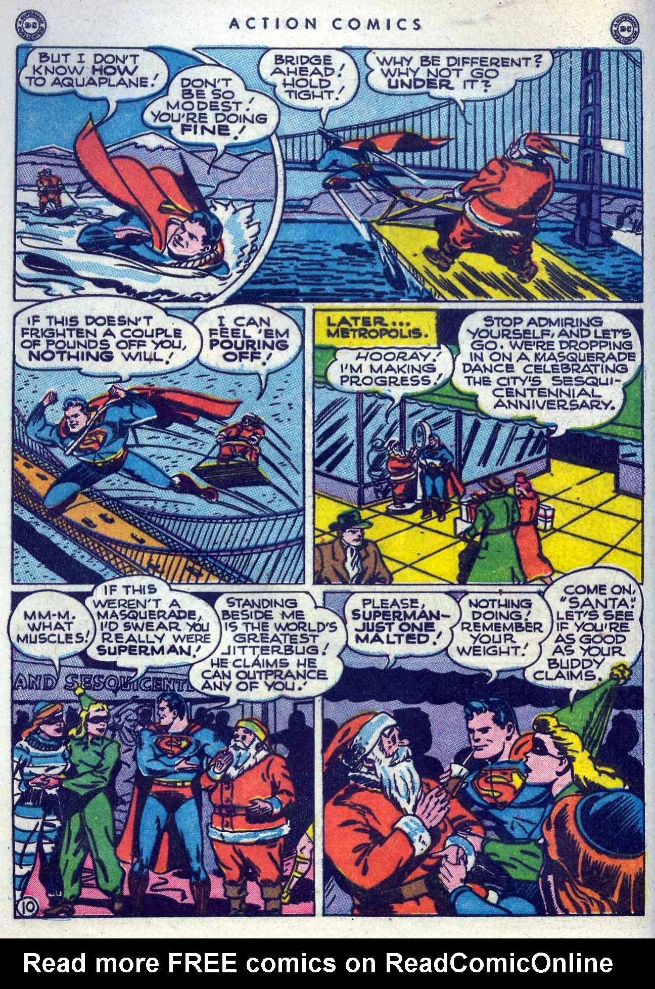 Read online Action Comics (1938) comic -  Issue #105 - 12
