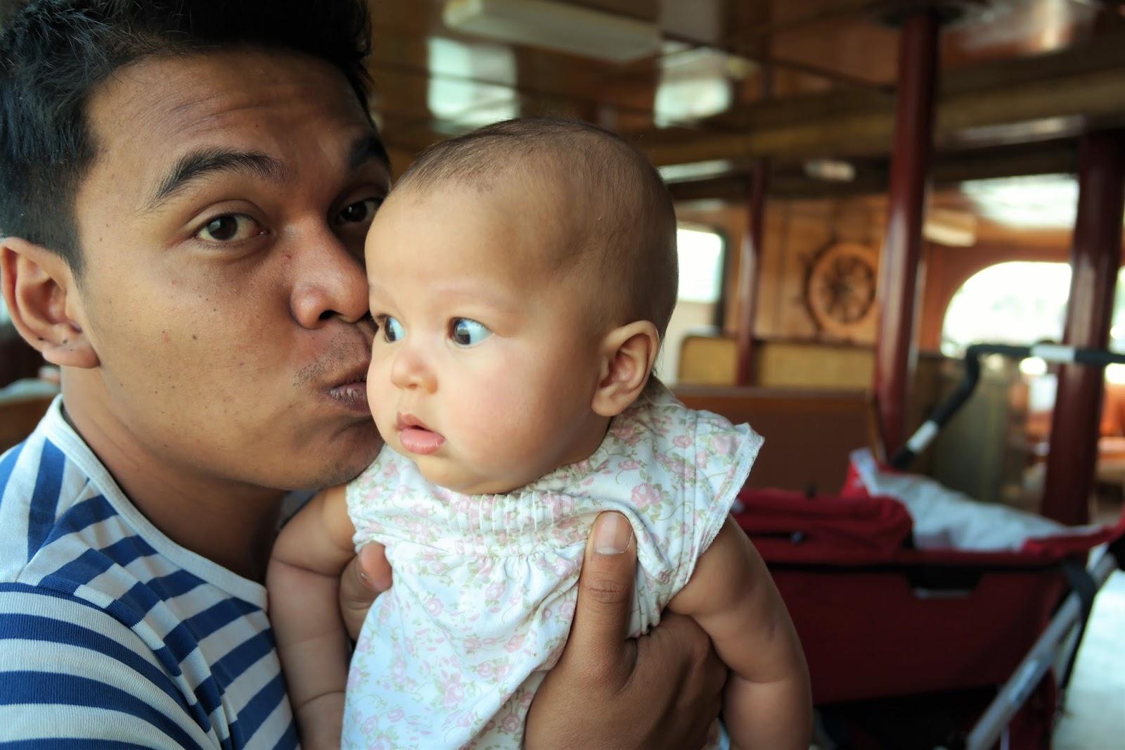 isi ja vauva
