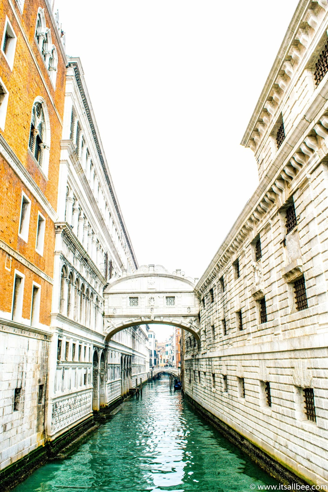 Venice In November | Bridge of Sighs