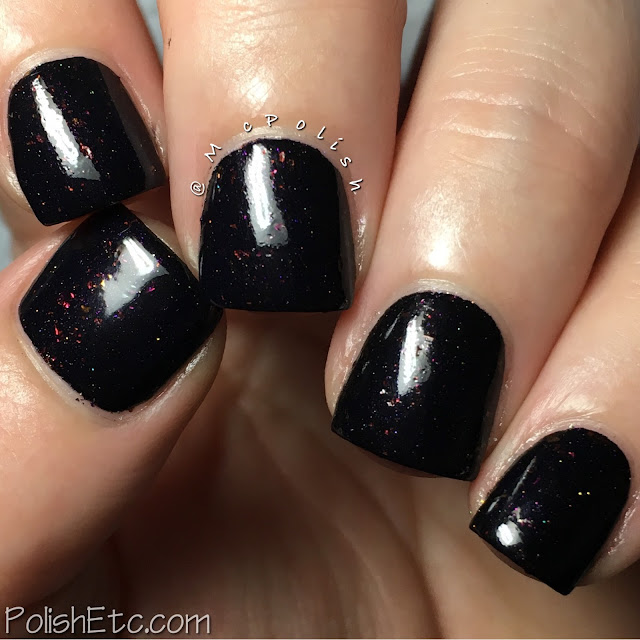Road to Polish Con - Week 6 - McPolish - Pier Pressure by Leesha's Lacquer