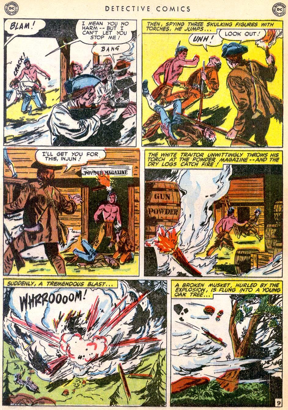 Detective Comics (1937) 165 Page 46