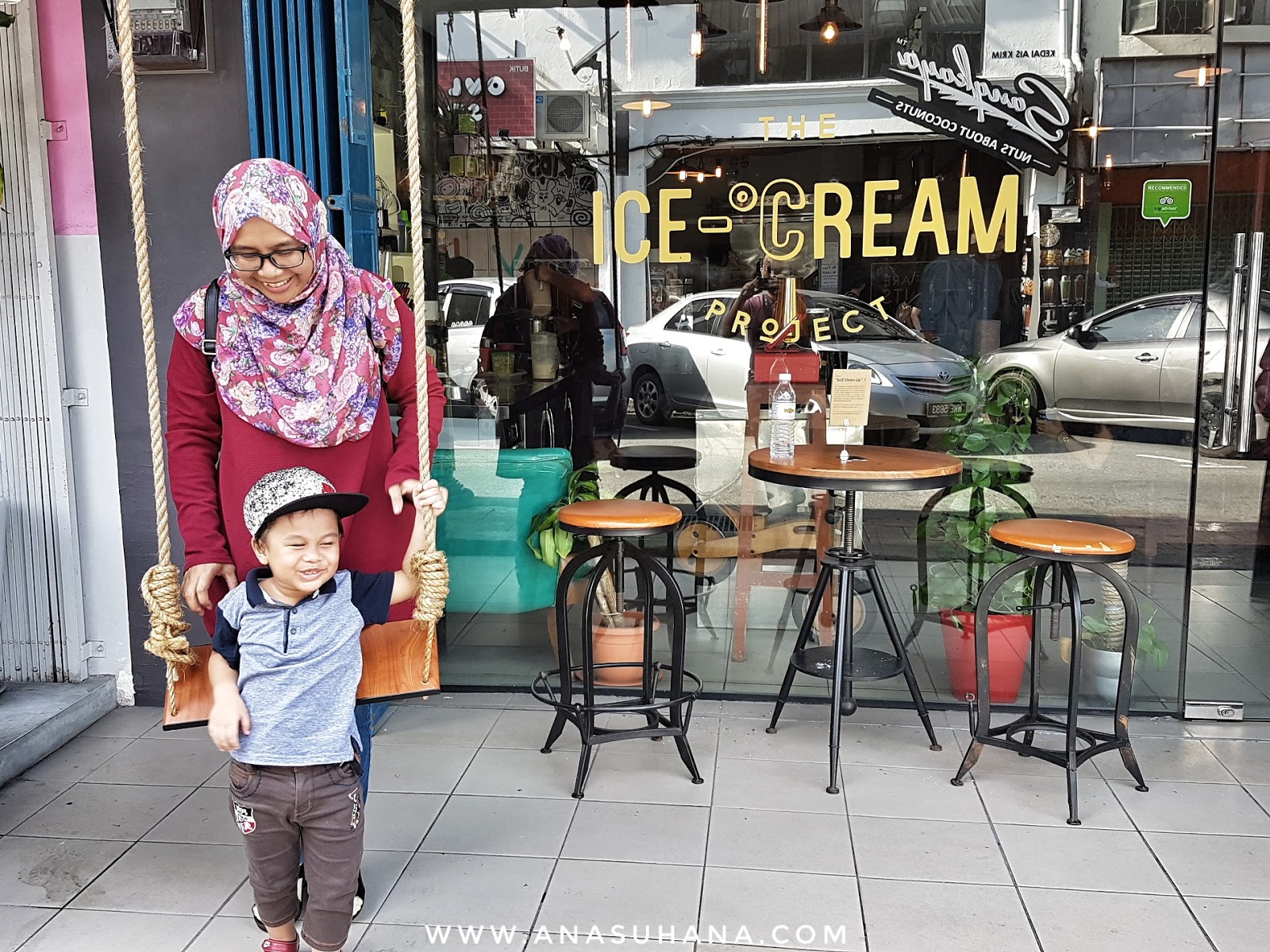The Ice-cream Project (TIP) Johor Bahru - The Best Ice-cream Ever