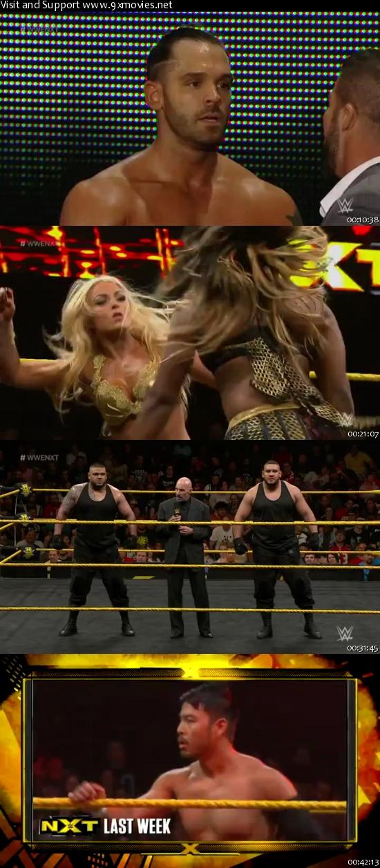 WWE NXT 28 Sep 2016 WEBRip 480p