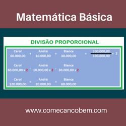 Divisão proporcional