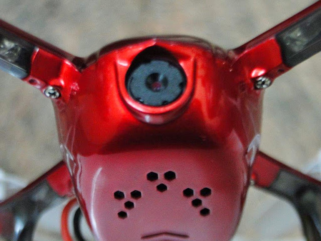 Syma X11C Quadcopter Closer Look