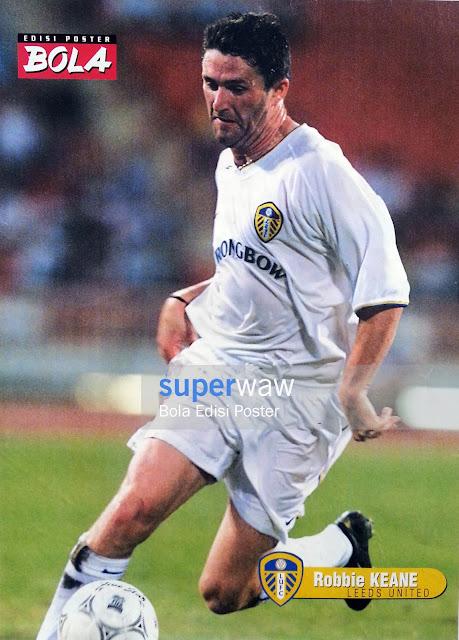 Poster Robbie Keane (Leeds United)