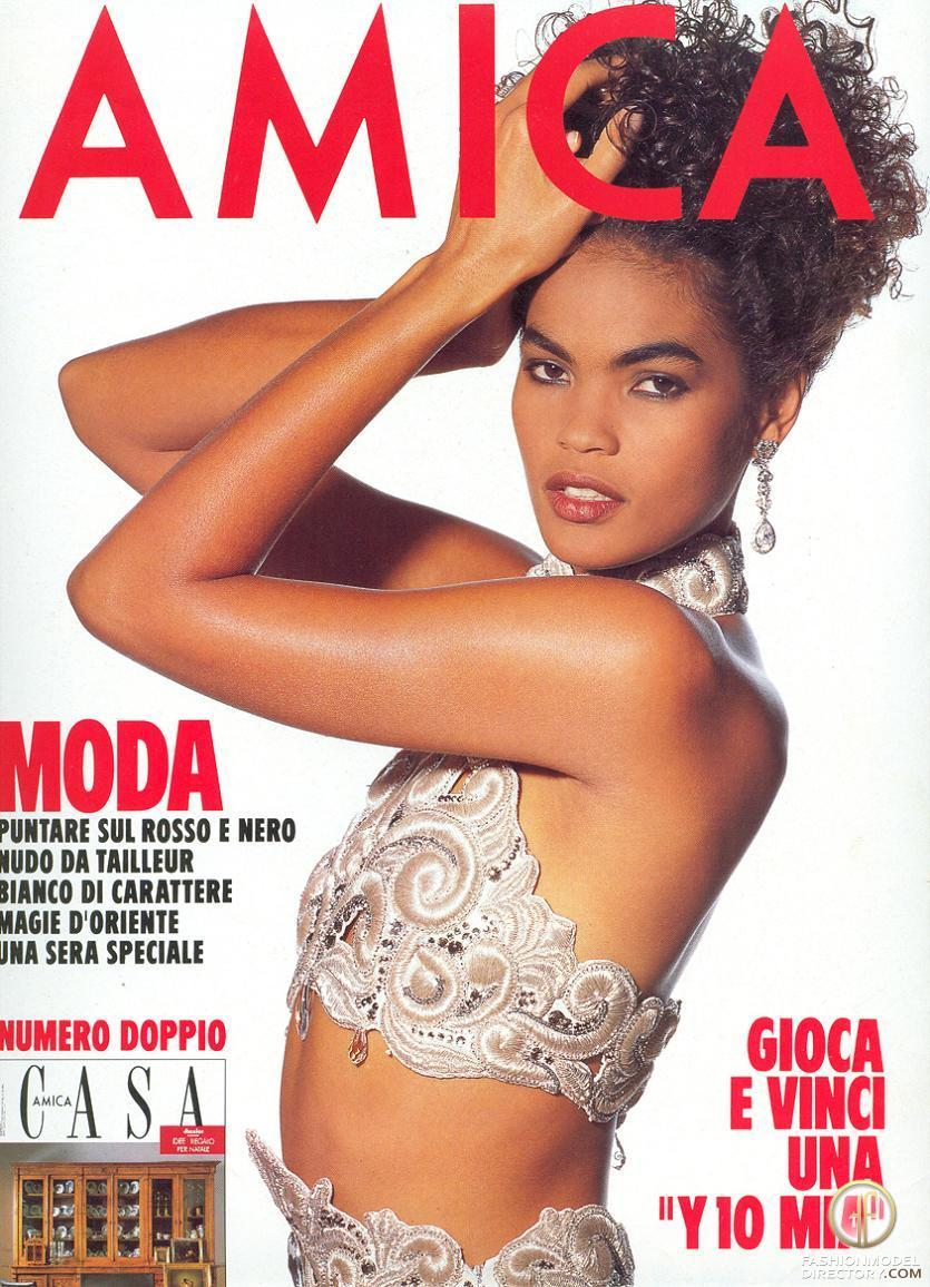 """... the Face Of Beauty : 25 """"Beautiful"""" famous black model GALS"""