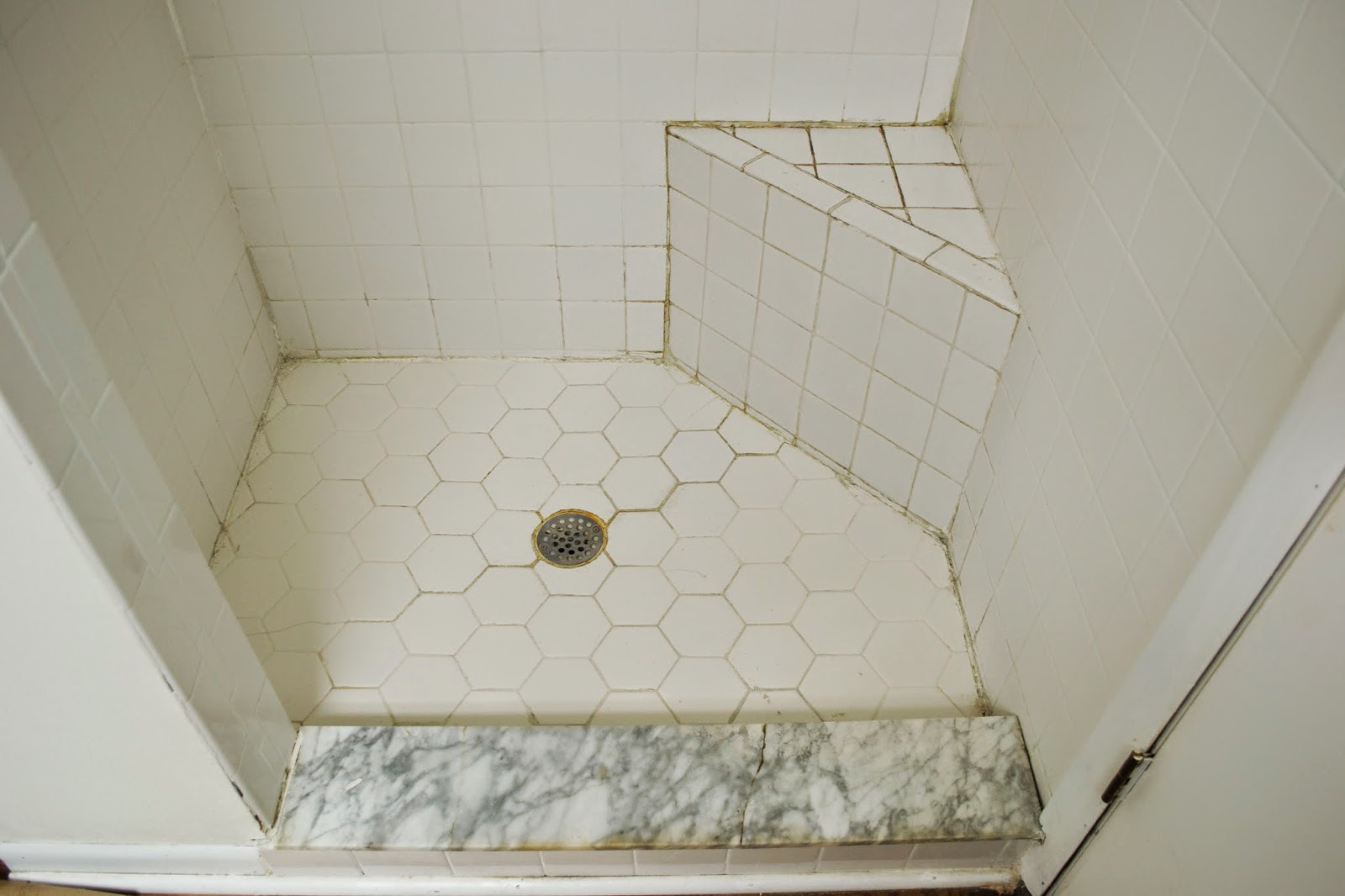 CK and Nate header: Tile Grout Conquered